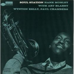 Mobley Hank– Soul Station|1960/1997    Blue Note – ST 46528-sealed!!!