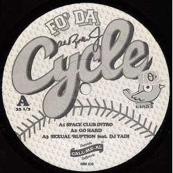 Ripken Al  Jr. ‎– Fo' Da Cycle EP|2008   Call Me Al ‎– CMA 410-Maxi-Single-sealed!!