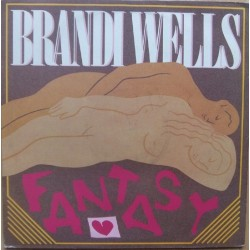 Wells Brandi ‎– Fantasy|1982      VS 515-12-Maxi-Single