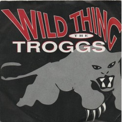 Troggs ‎ The – Wild Thing |1989    INT 125.767 -Maxi-Single