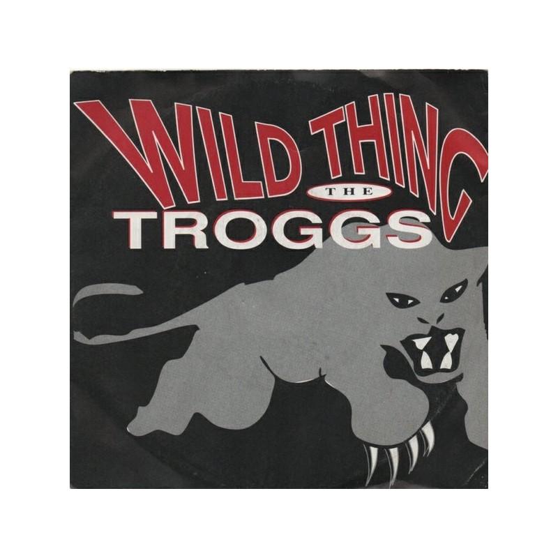 Troggs  The – Wild Thing |1989    INT 125.767 -Maxi-Single