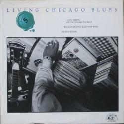 Various– Living Chicago Blues Volume 6 |1980 Alligator Records AL 7706