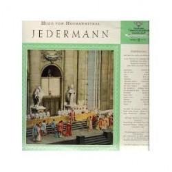 Hofmannsthal  Hugo von -Jedermann| Deutsche Grammophon Gesellschaft / 43032 LPMS