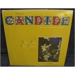 Voltaire – Voltaire's Candide |1958      Caedmon Records – TC 2004
