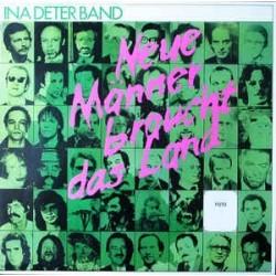 Deter Ina Band – Neue Männer Braucht Das Land 1982 Fontana – 6435 172