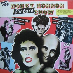 Various ‎– The Rocky Horror Picture Show|1975     ODE 21653