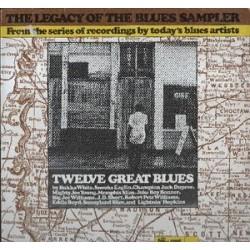 Various – The Legacy Of The Blues Sampler &8211 Twelve Great Blues|1974 Sonet – 201.038
