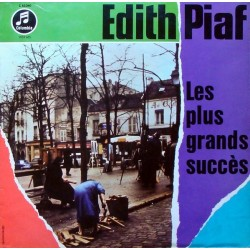 Piaf ‎Edith – Les Plus Grands Succès|1963 Columbia C 73340