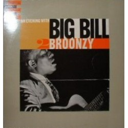Big Bill Broonzy ‎– An Evening With Big Bill Broonzy|1973  Storyville	SLP 143