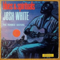 White  Josh And Ronnie Sisters – Blues & Spirituals|1973  Musidisc30 CV 936 France