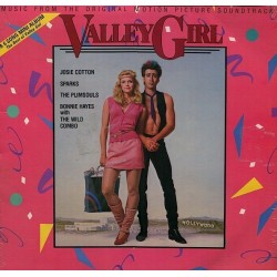 Various ‎– Valley Girl ( Original Motion Picture Soundtrack)|1983   RS-101