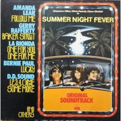 Various – Summer Night Fever (Original Soundtrack)|1978 Ariola – 200 008