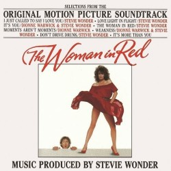 Various ‎– The Woman In Red - Soundtrack|1984 Motown ‎– ZL 72285