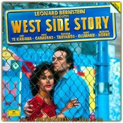 Bernstein Leonard – West Side Story|1985    Deutsche Grammophon – 4152531