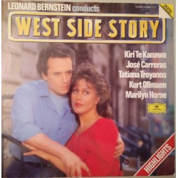 Bernstein Leonard  ‎– West Side Story (Highlights)|1985    Deutsche Grammophon ‎– 415 963-1
