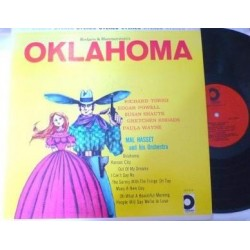 Rodgers & Hammerstein ‎– Oklahoma!|DLP 214    Original New York Cast
