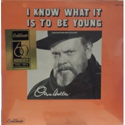 Welles Orson – I Know What It Is To Be Young 1984    GNPS 1206