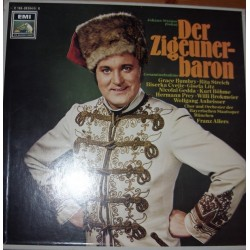Strauss Johann Jr. – Der Zigeunerbaron - Gesamtaufnahme |EMI 34516-Club Edition
