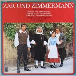 Lortzing  Albert – Zar Und Zimmermann |1 C 183-29 302/04-3-LP-Box
