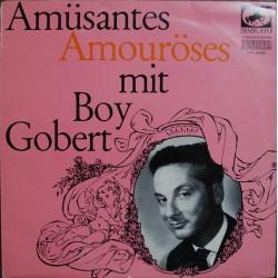 "Gobert Boy – Amuesantes - Amouroeses   Marcato – 60 648-  10""Vinyl-Mono"