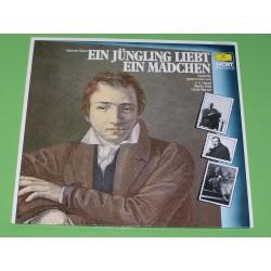 Heine Heinrich - Ein Jüngling liebt ein Mädchen- Hasse Held Werner |DGG Wort 2571128