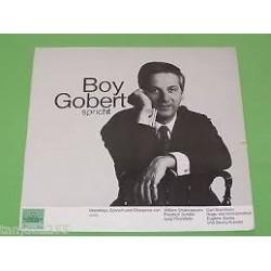Gobert Boy- spricht Monologe Szenen Chansons von Shakespeare Schiller | DGG 140 022
