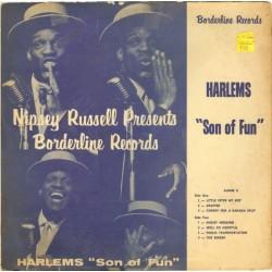 "Russell Nipsey – Harlem's ""Son Of Fun"" | Borderline Records – VOL. 2"