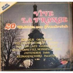 Vive La France - 20 Welthits Aus Frankreich |Lesborne / LP 816