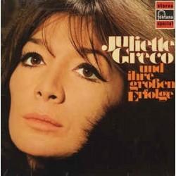 Gréco Juliette – Und Ihre Großen Erfolge|1977    Fontana – 6444 022