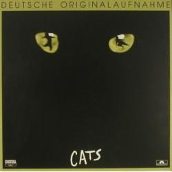 Webber – Cats (Deutsche Originalaufnahme)|1983     Polydor – 817 365-1