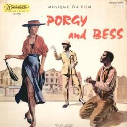 Gershwin George Henry Leonard – Porgy And Bess-Filmmusik Musidisc – 30 CV 924