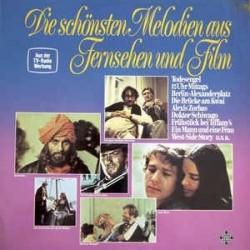 Various – Die Schönsten Melodien Aus Fernsehen Und Film |1980 Telefunken – 6.24700