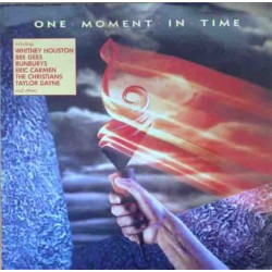 Various ‎– 1988 Summer Olympics Album: One Moment In Time |1988 Arista ‎– 209 247