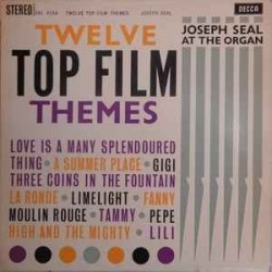 Seal ‎Joseph – Twelve Top Film Themes |1962       Decca ‎– SKL 4154