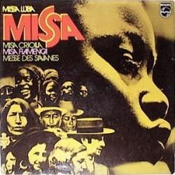Various – Missa Luba / Misa Criolla / Misa Flamenco / Messe Des Savanes   Philips – 6641069