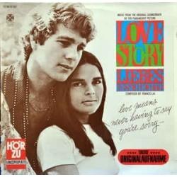 Lai  Francis – Love Story - Liebesgeschichte ( Original Soundtrack ) | 1C 062-92 221