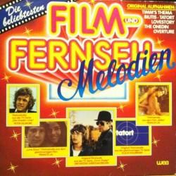 Various – Die beliebtesten Film und Fernseh-Melodien |1980 WEA – 58 134