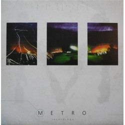 Optical ‎– The Shining / Dark Skies|1997  Metro Recordings	MTRR-002