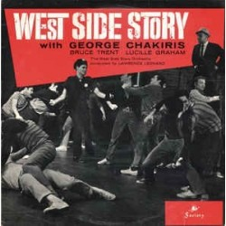 West Side Story-  Lawrence Leonard –  Musical  |1963    Society ‎– SOC 923