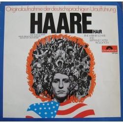 """Haare"" Ensemble – Haare (Hair) |1968 Polydor – 249 266"
