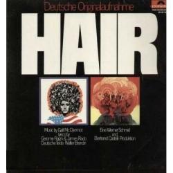 """Haare"" Ensemble – Haare (Hair) |1968 Polydor – 92 147"