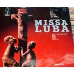 Les Troubadours Du Roi Baudouin – Missa Luba - Messe Des Savanes  Philips – 850.071