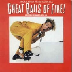 Various – Great Balls Of Fire! (Original Soundtrack) |1989     Polydor – 839 516-1