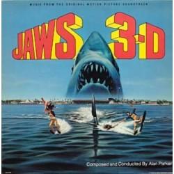 Various- Jaws 3-D - Music From The Original Soundtrack -Alan Parker 1982    MCA-6124