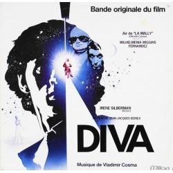Various–Diva (Bande Originale Du Film) -Vladimir Cosma  1981      Milan – A 120 061