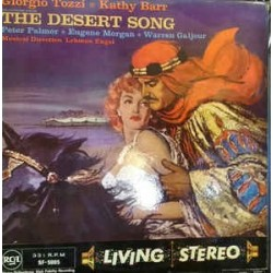 Various– Selections From The Desert Song  1958     RCA – SF-5005