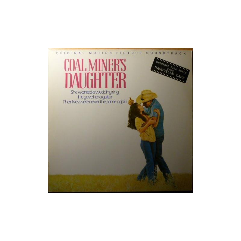 Various – Coal Miner's Daughter: Original Soundtrack |1984      MCA Records – 250 780-1