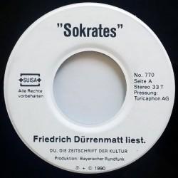 Dürrenmatt  Friedrich – Sokrates |1990    Not On Label – 770 -Single