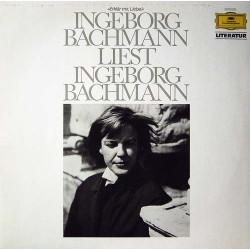 Bachmann  Ingeborg – Liest Ingeborg Bachmann |1983      Deutsche Grammophon – 2570 025
