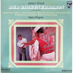 Strauss Johann -Heinz Rögner...– Der Zigeunerbaron ( Querschnitt) |1968     Philips – 839 578